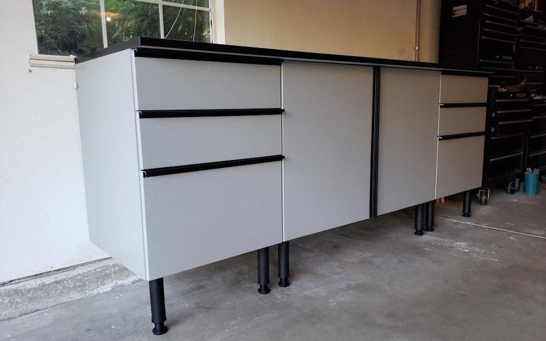 Garage Cabinets Sacramento 0179