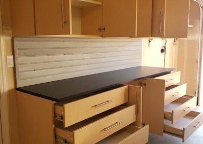 Garage Cabinets Sacramento 0246