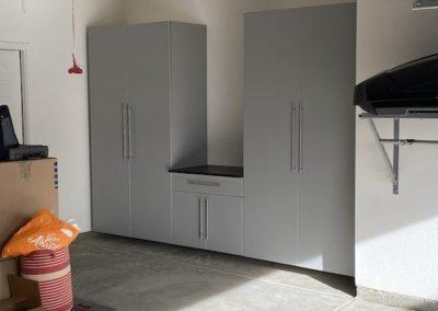 Garage Cabinets Sacramento 0364
